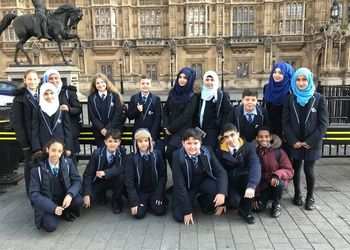 EAL Trip to the Houses of Parliament