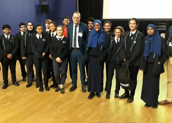 MFL students enjoy talk from Oxford University professor about studying Languages at university