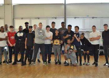 Sixth Form Boxing Programme