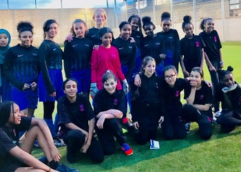 Year 7 Girls QPR League vs Chelsea Academy