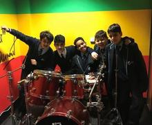 Boys and drums