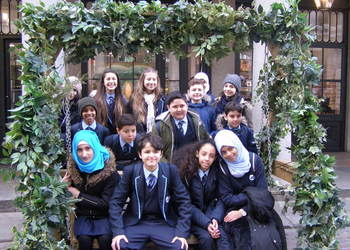 U40 trip to the Royal Opera House to watch 'Giselle'