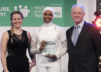 Fatima celebrates National Award success