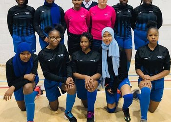 Middlesex FA Schools Girls County Futsal Finals 2017-18