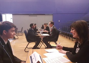 Year 10 Corporate Mock Interview Day
