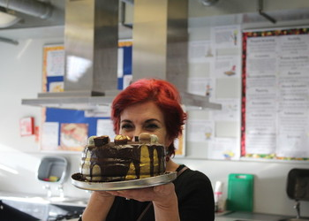 Staff Bake Off winners announced!