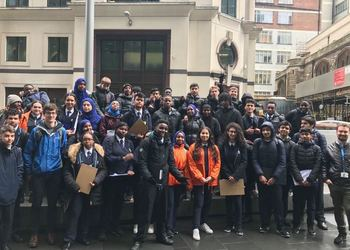 Year 10 Geography trip to Whitechapel