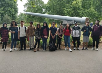 Humanities and Salusbury World Trip to the Imperial War Museum and Migration Museum