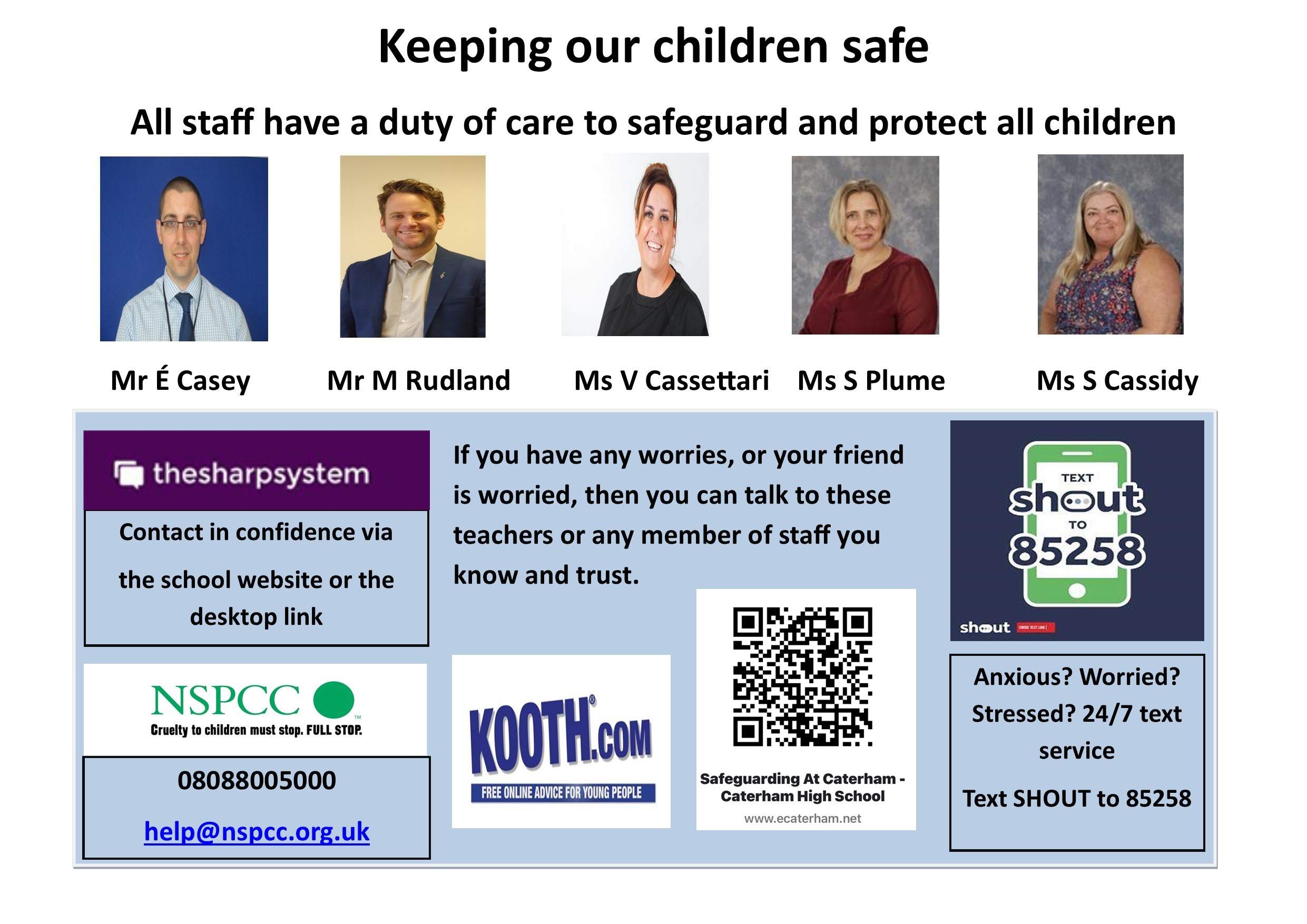 Safeguarding advisers poster a3 210321