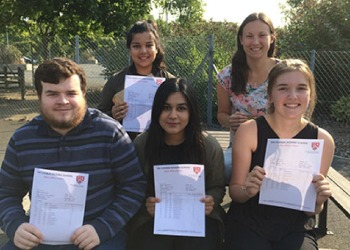 The Charles Dickens School A Level Results 2016