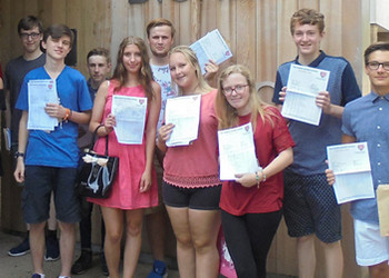 The Charles Dickens School GCSE Results 2016