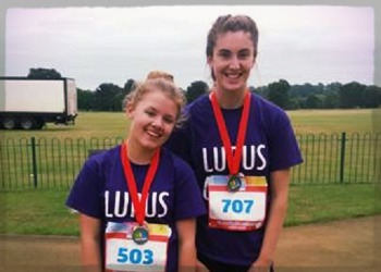 Raising Funds for Lupus UK