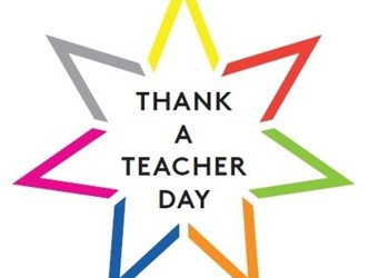 May 20 2020 - Thank A Teacher Day