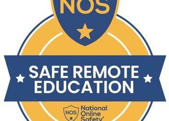 National Online Safety - Safe Remote Education Accreditation