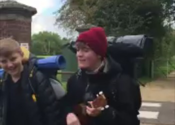 Bronze Duke OF Edinburgh Qualifying Expedition