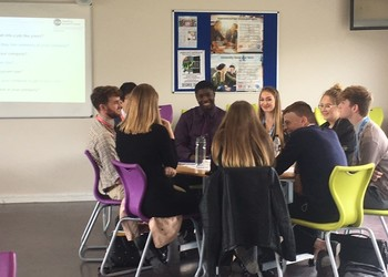 IGD Inspire the Sixth Form with Interview Technique Workshops