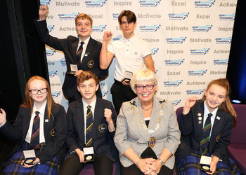 Contratulations to our Jack Petchey Award Winners.
