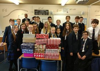 Jermain Defoe Foundation Shoebox Appeal