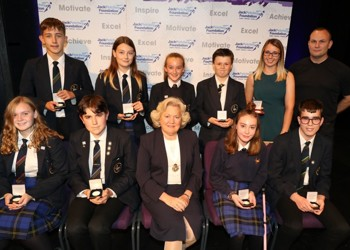Congratulations to our Jack Petchey Award Winners