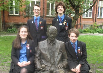 Alan Turing Cryptography Competition Winners