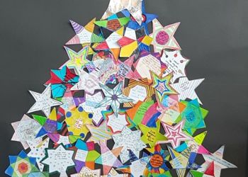 Year 7T Wish Tree