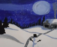 Winter scene  snow thumbnail 20201210 100503