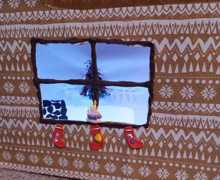 Winter scene  window 8AB1 (1)