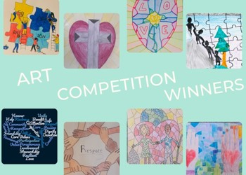 Whole School Art Competition Winners
