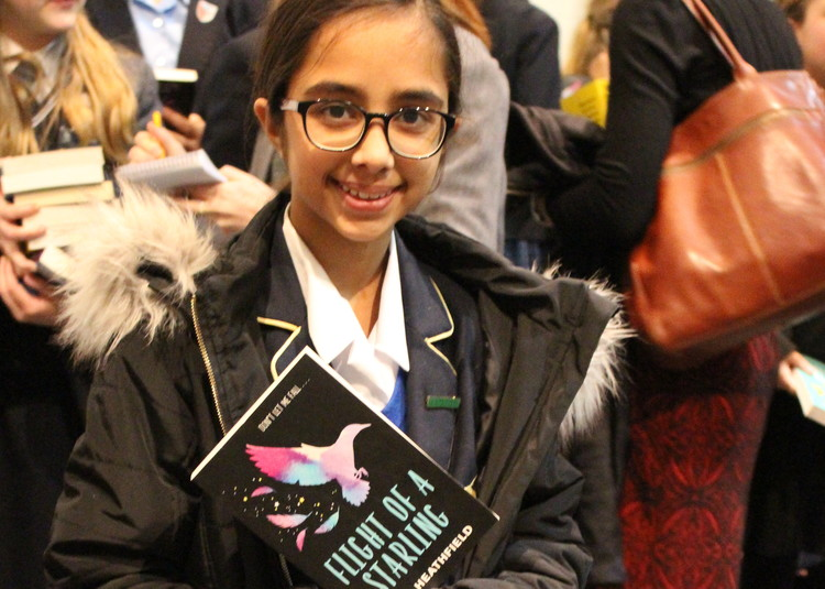 Southern Schools Book Awards a Hit!