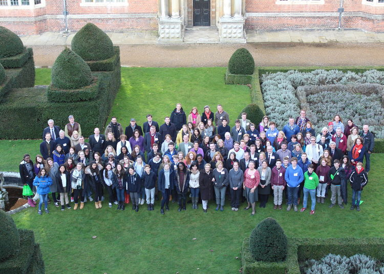 Cobham Hall hosts European Round Square Conference