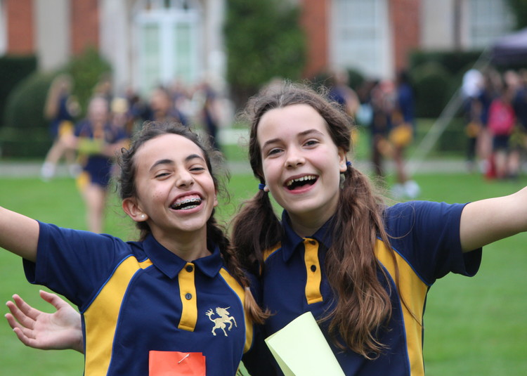 An Autumnal Inter-House Cross-Country