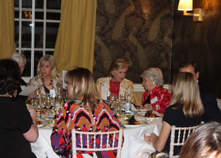 Elders' 'Women of Achievement Dinner' - Searcy's, London November 2018
