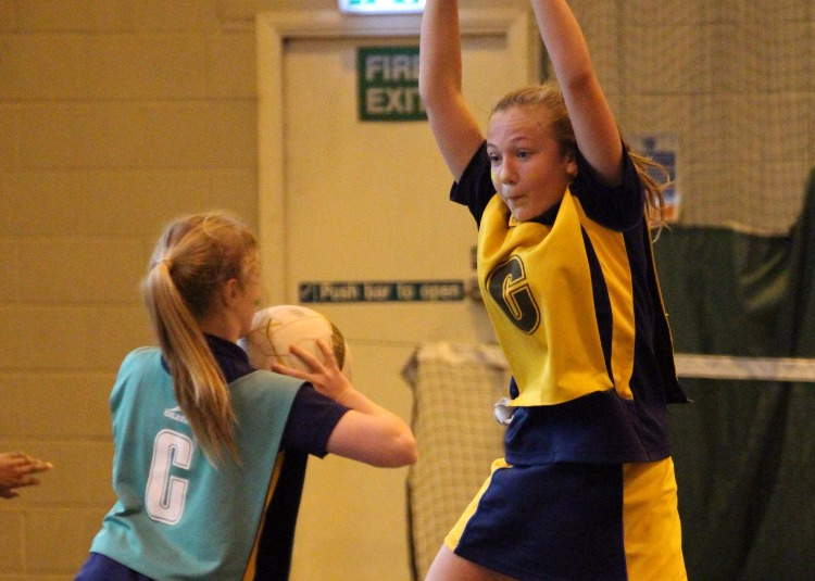 Netball on the Up!