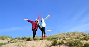 04 ess and geog field trip camber sands april 2016 4