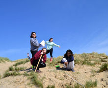 04 ess and geog field trip camber sands april 2016 9