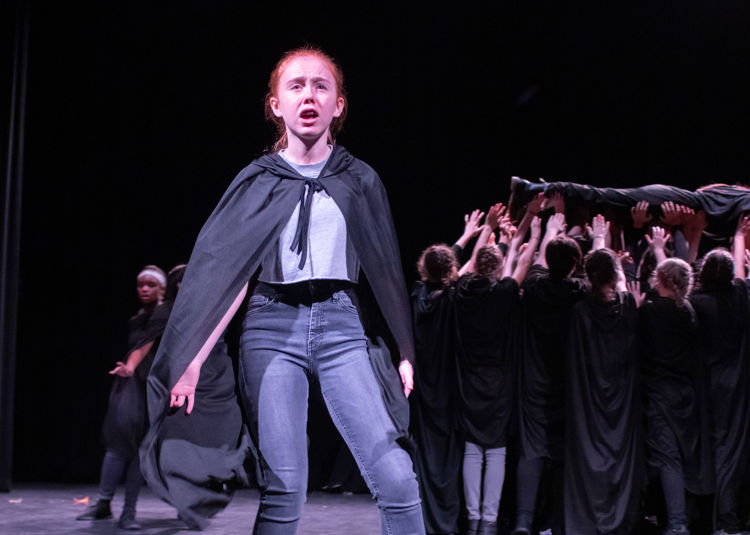 A Chilling, Creepy and Clear Macbeth