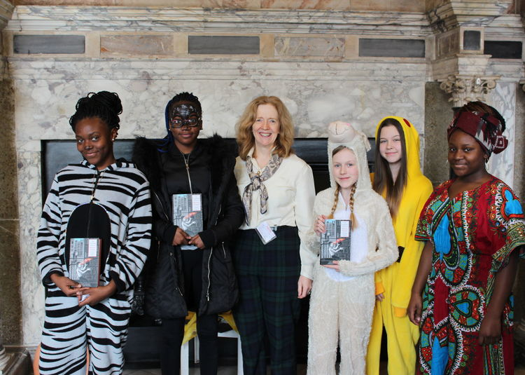 Award-winning Author returns for World Book Day