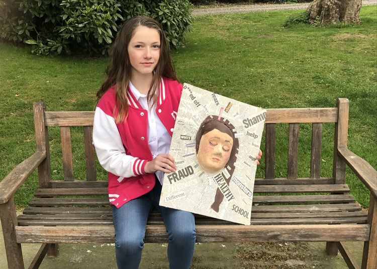 Year 8 artist shortlisted for Turner Contemporary Competition