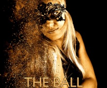 Ball poster (portrait)
