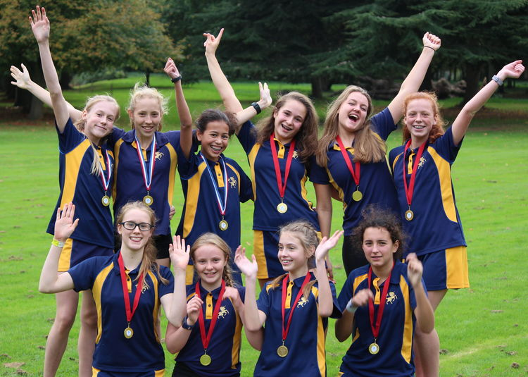 Darnley take Inter-House Cross-Country Win