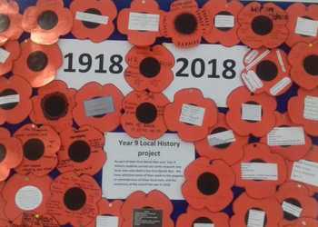 Remembrance Day - Year 9 History