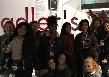 GCSE Dance enjoy an evening at Sadler's Well Theatre