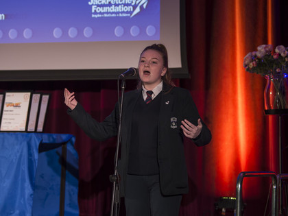 Jack Petchey Speak Out Challenge 2019 at Copthall School
