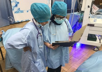 STEM Students day with Operation Theatre Live