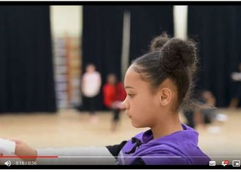 COPTHALL STUDENTS PERFORM - ENB DANCE JOURNEYS APRIL 2019