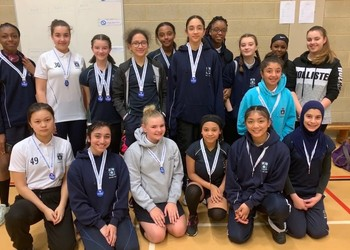 Congratulations to Copthall's Trampolining Squad