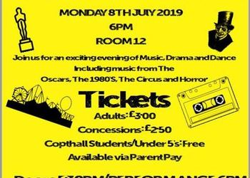 Summer Concert 8th July 2019
