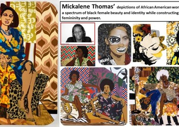 Art Department Inspires Students for Black History Month
