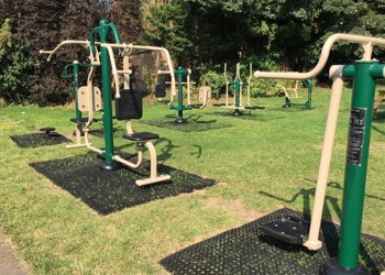 State of the Art - Outdoor Gym