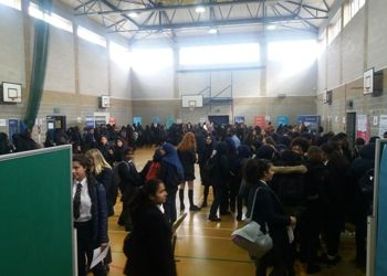 Copthall School Careers Fair 4 October 2019